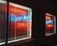 Sun Recording Studios. Memphis, TN.