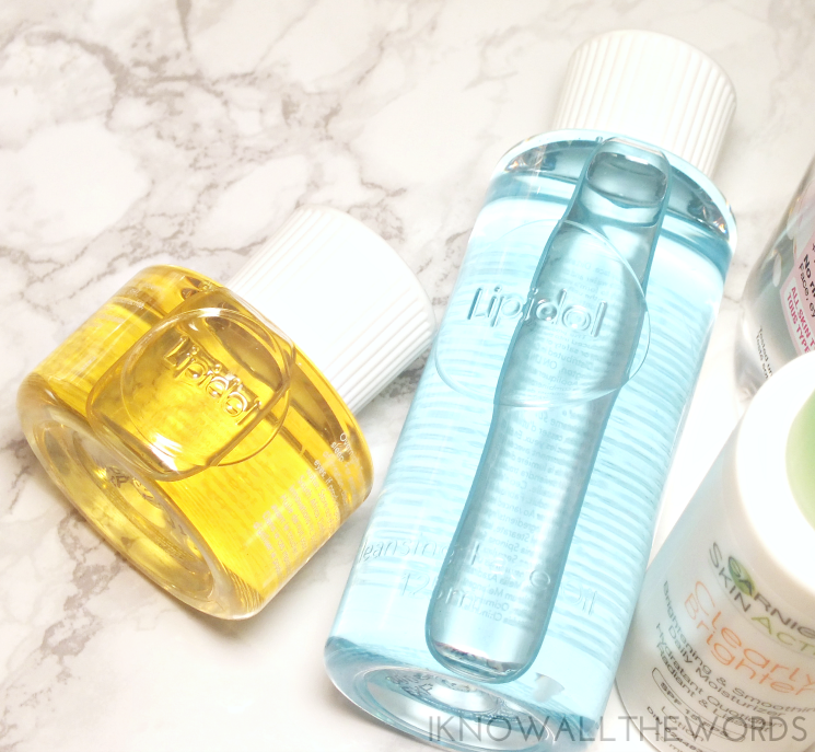 DS Lovin Lipidol overnight oil and cleansing oil