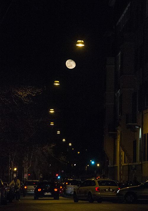 Luna Roma Trastevere