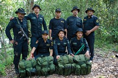 On #SuperHero Day, we want to say thank you to some true heroes - the Rhino Protection Unit. Our Asian rhino RPUs are tasked with protecting the critically endangered Sumatran and Javan rhinos and patrol rhino habitat throughout Indonesia's national parks