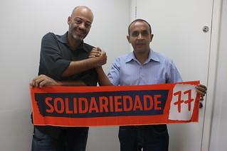 Rubens Valgas é pre-candidato a vereador em SP
