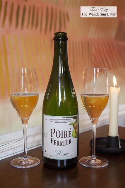 Poire Fermier Cider