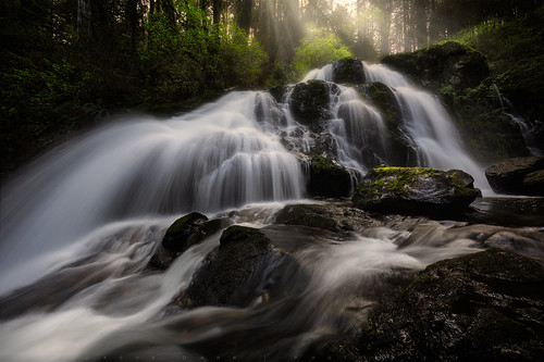 morning water vancouver rocks bc britishcolumbia waterfalls mission steelheadfalls jasondarr