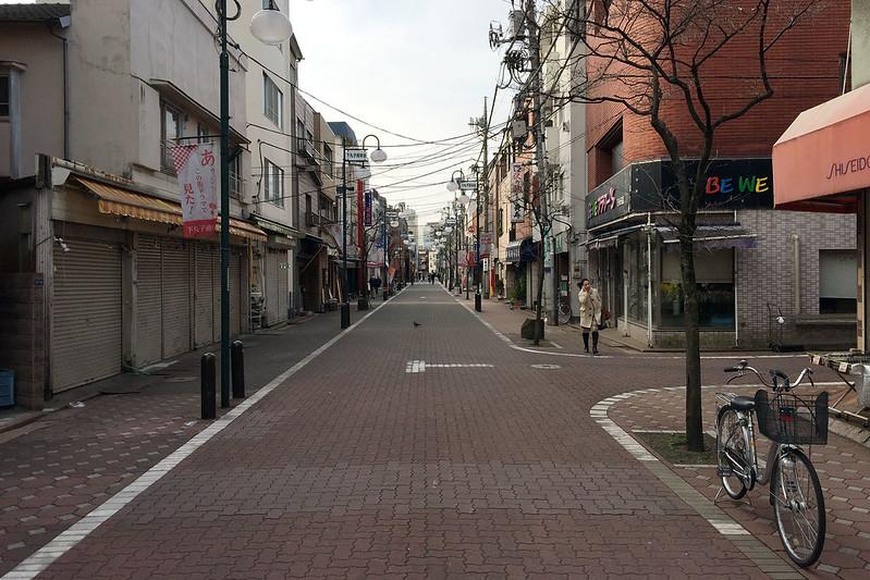 Shimomaruko street