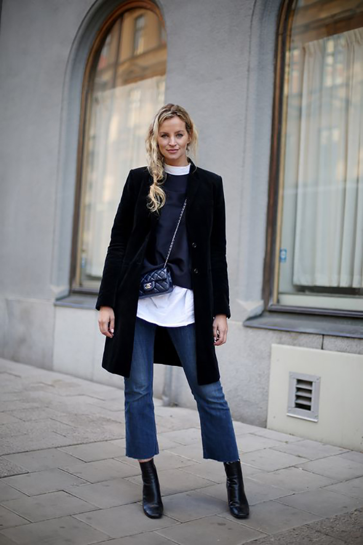 cropped flare jeans2