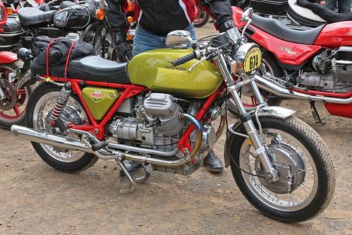 Broadford 674 - 1973 Moto Guzzi V7 Sport