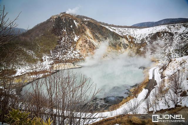 Photo:Winter in Hokkaido(Noboribetsu) - 72 By LIONEL-ARTS
