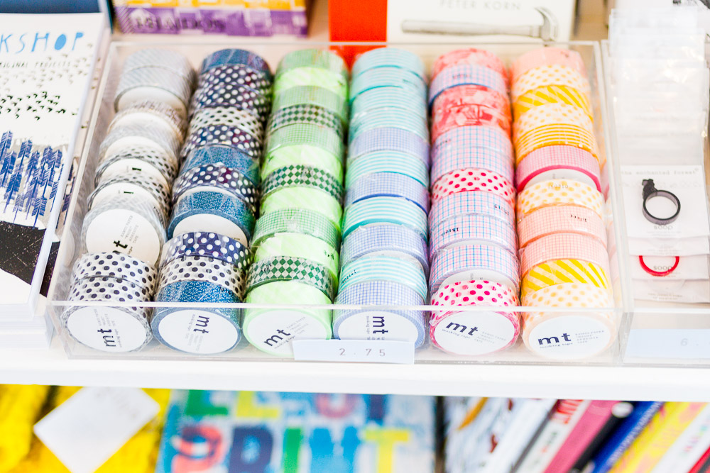 franks stationery shop mt washi tape