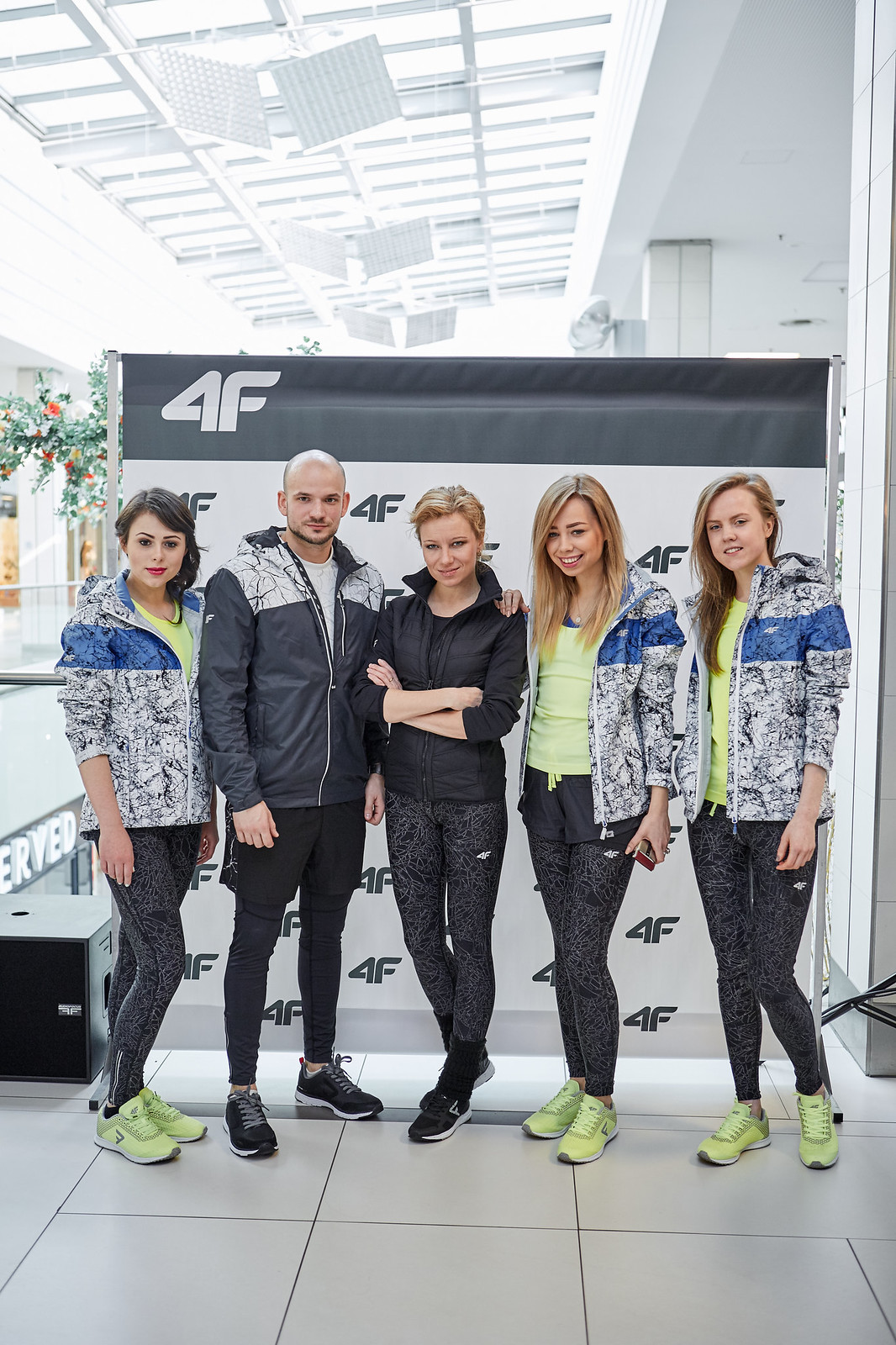 4F store opening