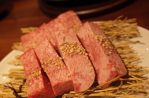 和牛特選厚切りタン塩 韓菜園 焼肉 本家 Ponga 09