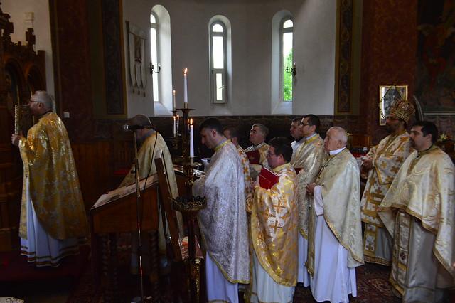Joia Mare -Liturghia Cinei celei de Taină