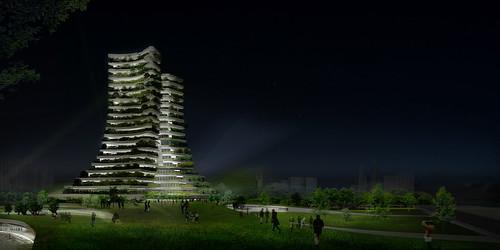 伍重義建築師事務所 - Bac Ninh 北寧市市政廳