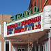 Marquee, Strand Theater — Angola, Indiana