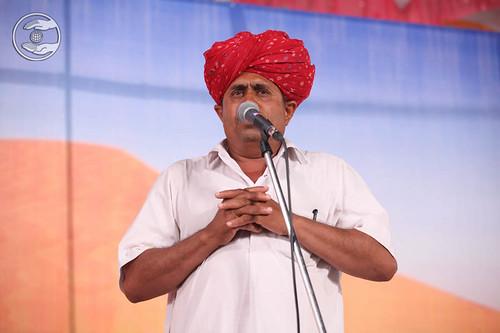 Khem Ram from Shiv expresses his views