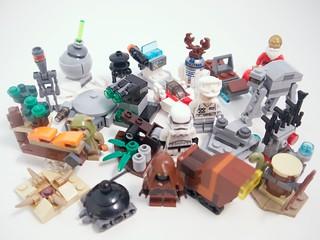 LEGO Star Wars Advent 2015