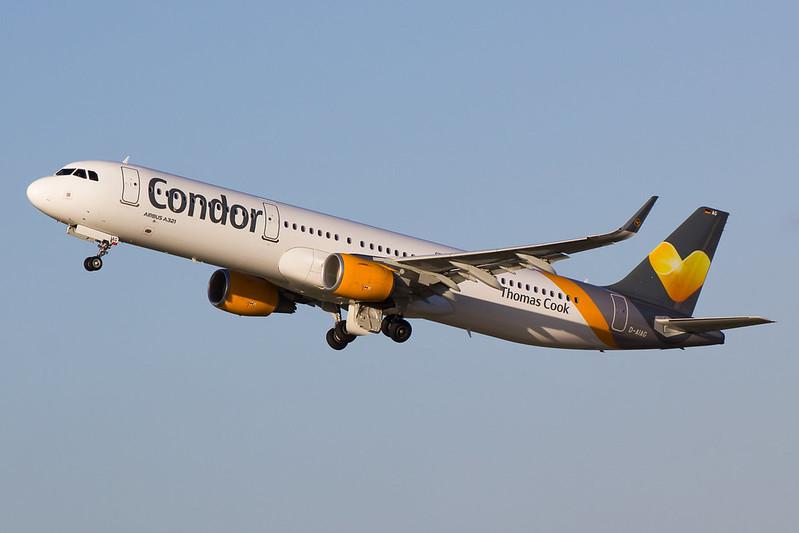 Condor - A321 - D-AIAG (2)