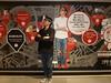 渋谷駅 渋谷文化プロジェクトの駅広告