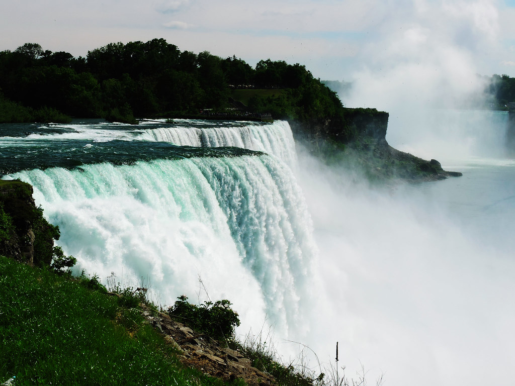 Niagara Falls State Park, New York, USA