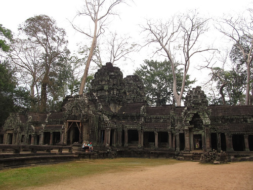 Angkor: le temple Ta Phrom