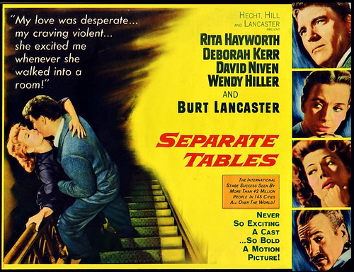 Separate Tables - Poster 4