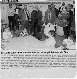 Biez décembre 1999