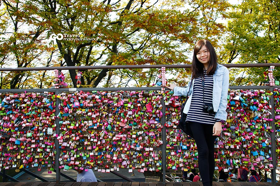 Namsan: Park, Tower, and Village - Paperblog