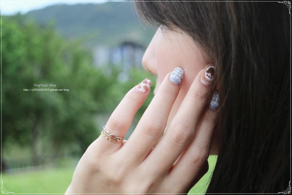 達菲指甲 (3)