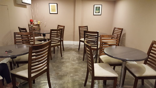 Meeting room | Dinner at Koffie Pauze In Its New Home at Roxas Avenue Dormitory - DavaoFoodTrips.com