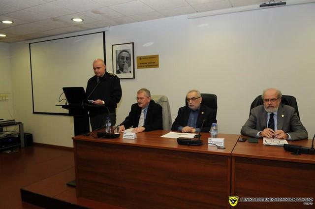 """Εκπαιδευτικό σεμινάριο με θέμα """"Μέση Ανατολή, στρατηγικές ανακατατάξεις, επιπτώσεις σε Ελλάδα-Κύπρο-Ευρώπη"""""""