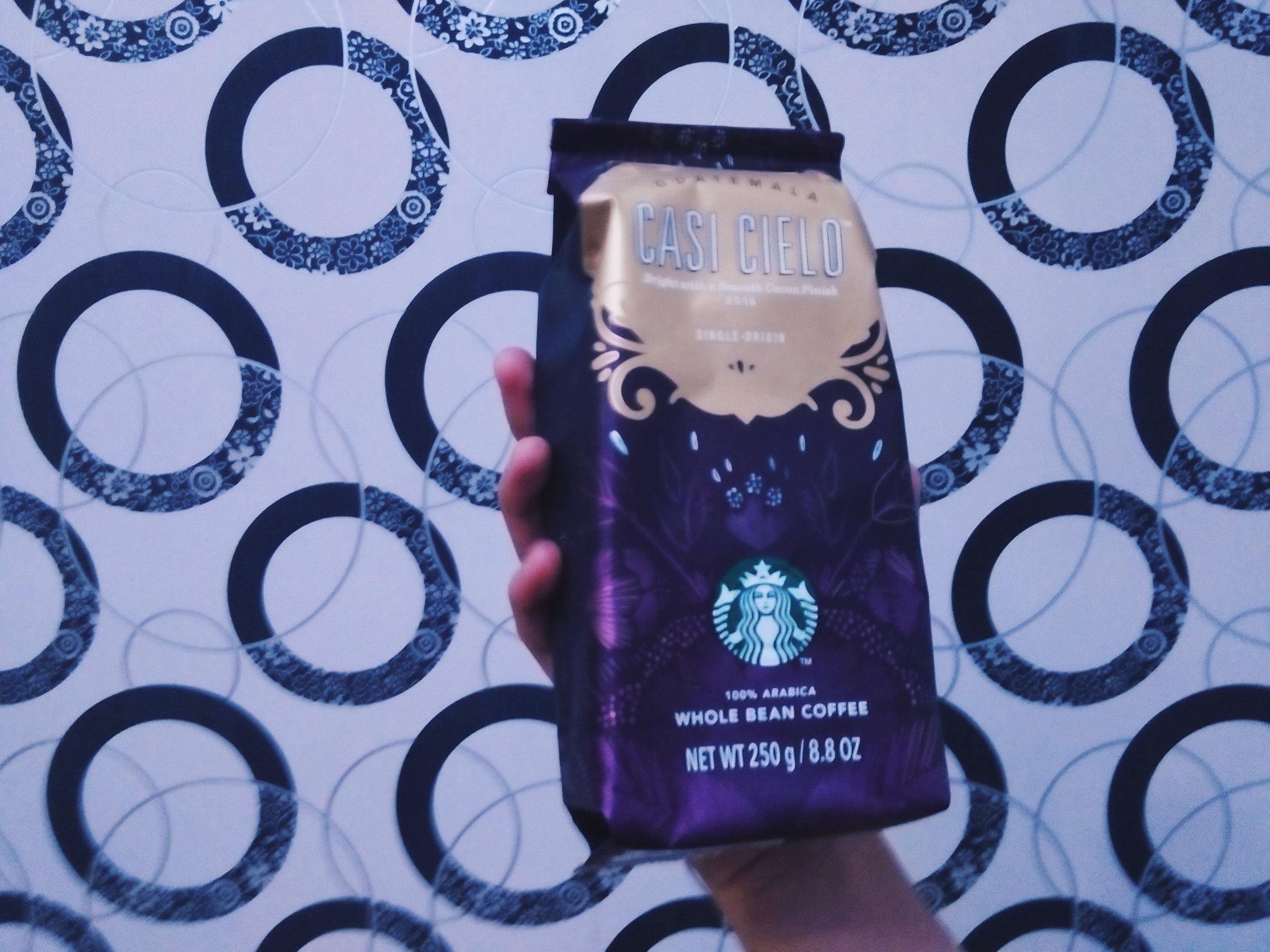 Starbucks New Year 2016