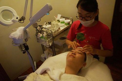 【轉貼】【 試保養 】Natural Beauty 自然美大墩店 細緻毛孔護理體驗 (27)