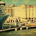 The Harbor at Old San Juan by tombarnes20008