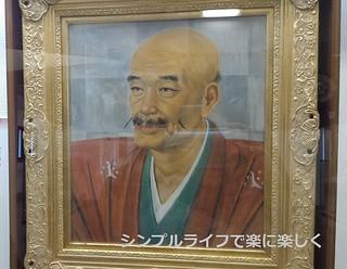 2016.1金華山、岐阜城・斉藤道三