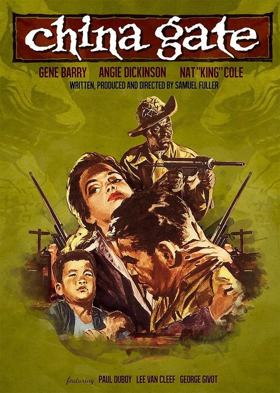 China Gate - Poster 1