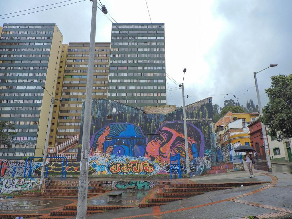 Bastardilla Bogota Graffiti Tour_