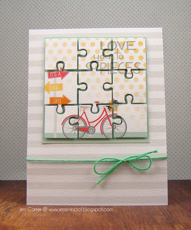 Jen Carter Puzzle Love Pieces