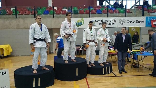 Tarptautinis Dziudo Turnyras Estijoje