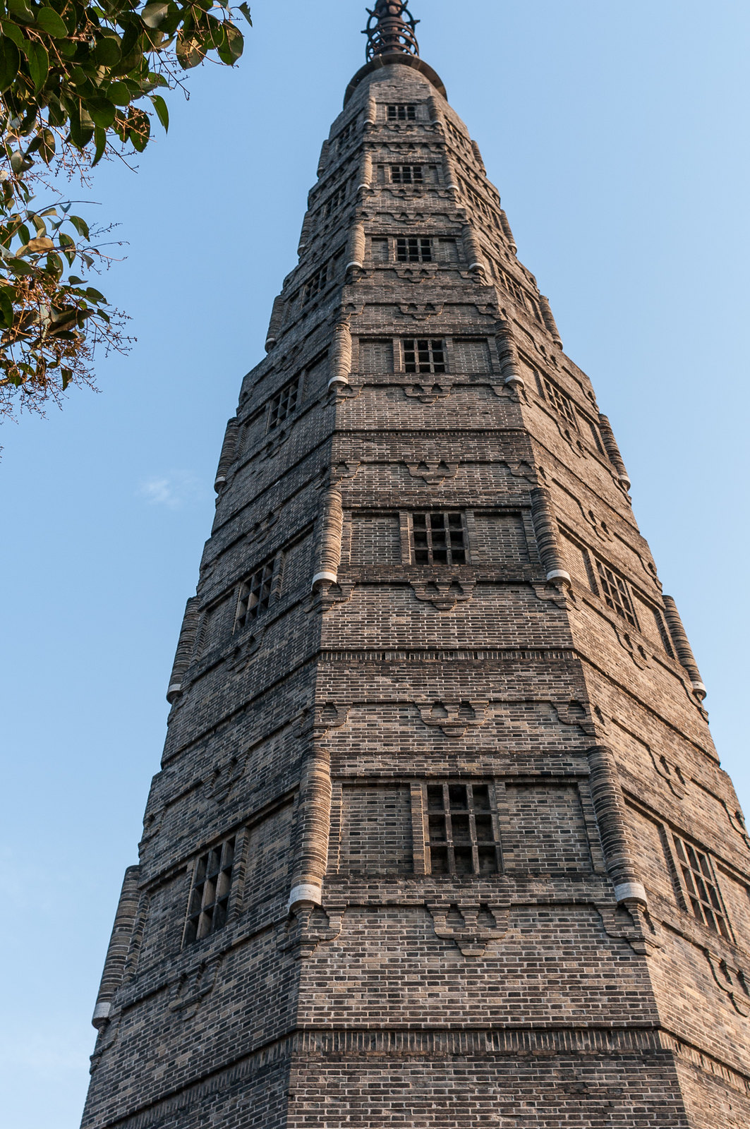 Baochu tower 保俶塔