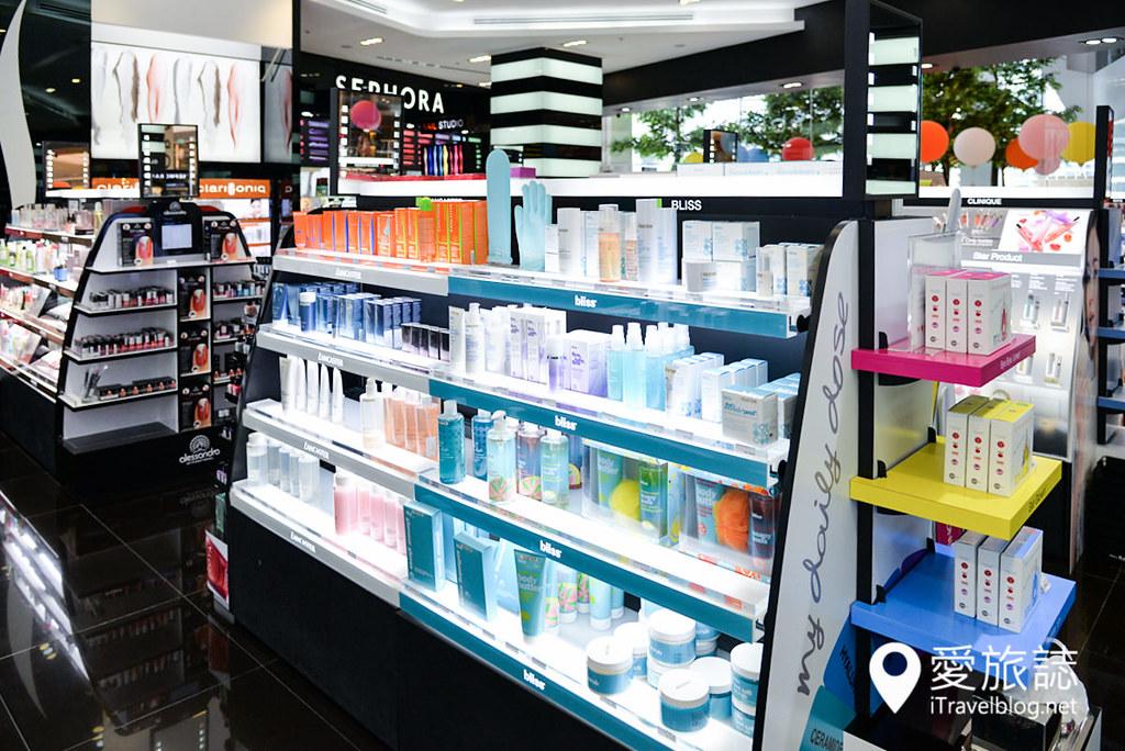 曼谷必买彩妆品牌Sephora 13