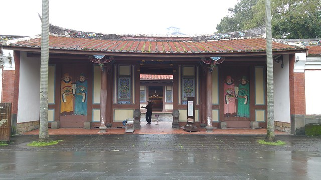 臺灣布政使司衙門 @ Botanical Garden of Taipei 台北植物園