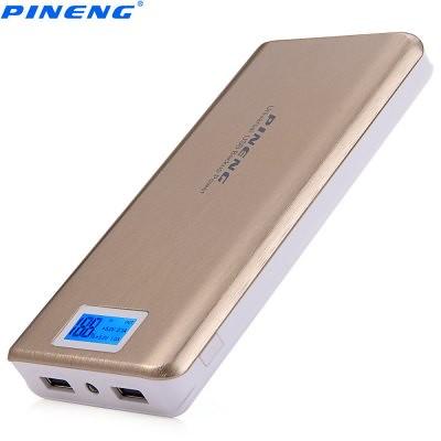 Oro Original PINENG PNW - 999 20000mAh poder Banco