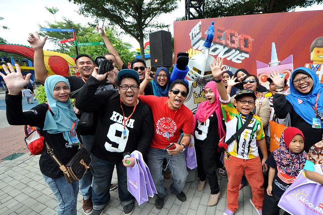 LEGOLAND® Malaysia Welcomes 'The LEGO® Movie™ 4D A New Adventure' to its Stable of Attractions
