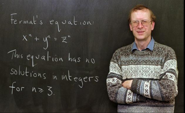 Andrew Wiles y el Teorema de Fermat