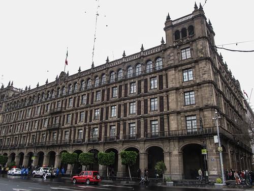 Mexico City: el Zócalo