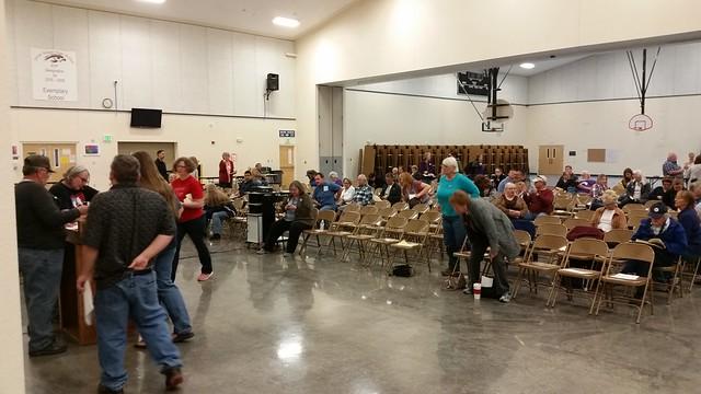 Lyon County Democratic convention