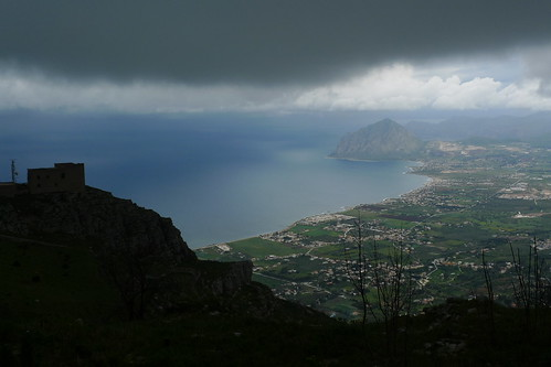 Erice - Trapani, Sicily, Italy