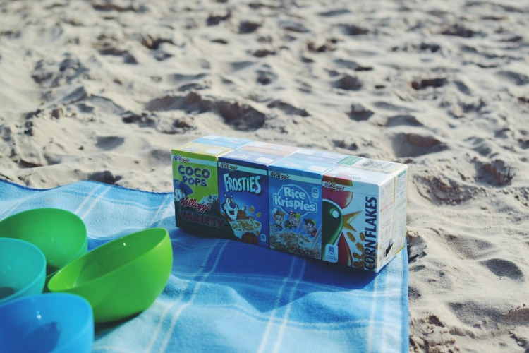 Beach cereal