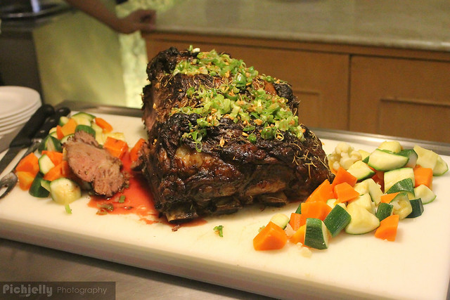 The NIX Stop: Scrumptious Dishes at Midas Cafe Buffet