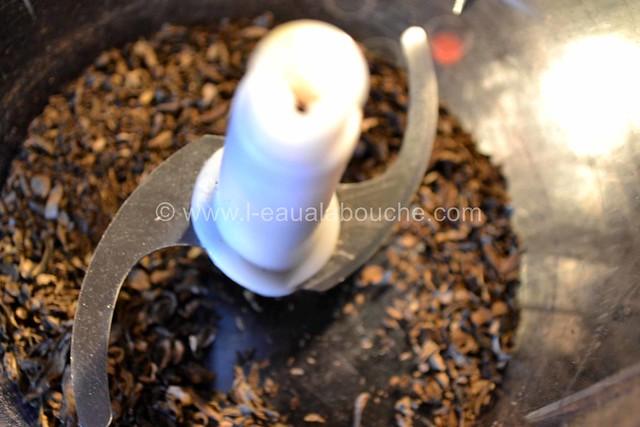 Oeufs Pochés Trompettes de la Mort Parfumés à L'Huile de Truffe © Ana Luthi Tous droits réservés 006