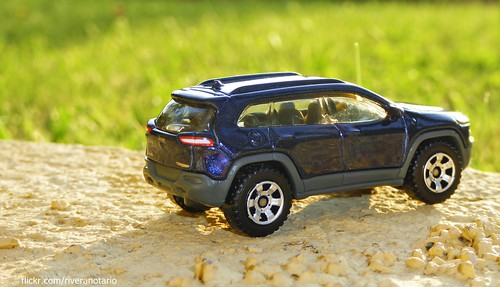 Matchbox - Jeep Cherokee 2014 Trailhawk